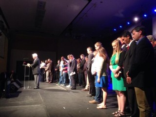 2014 BMA Missionary Commissioning
