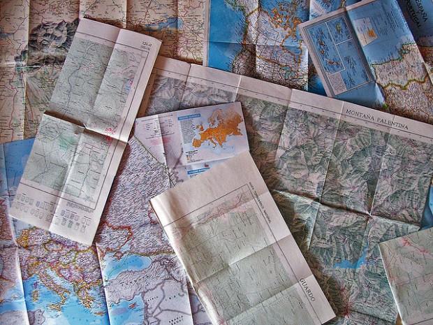 Maps, Maps, Maps
