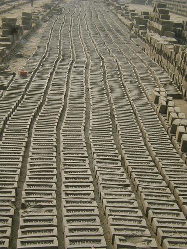 Bricks In the Path