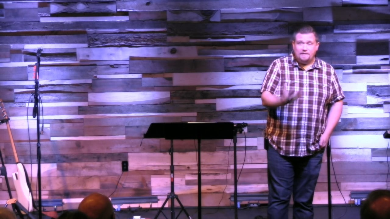 Sermon Video: Oh, How He Loves Us