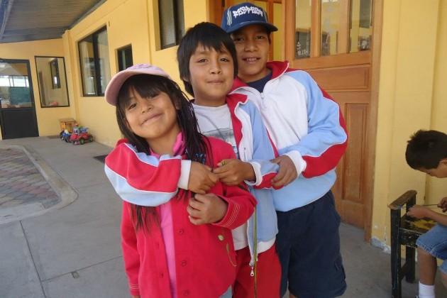 The Global Orphan Initiative