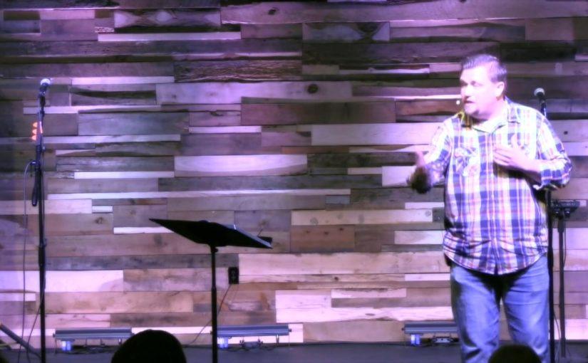 Sermon Video: When You've Failed, God's Spirit Is Faithful