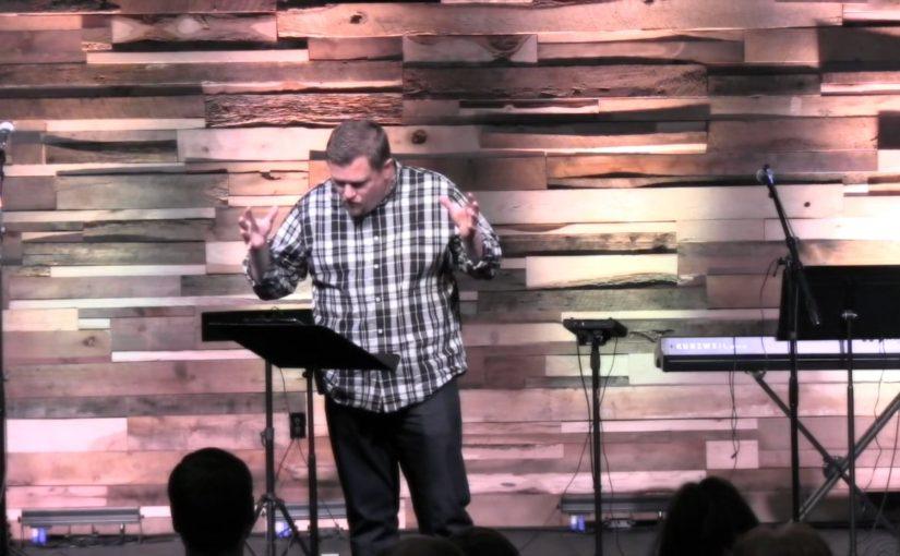Sermon Video: How the Spirit Tames Our Fears