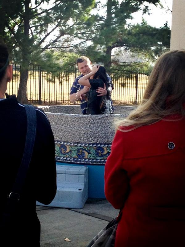Cold Baptism