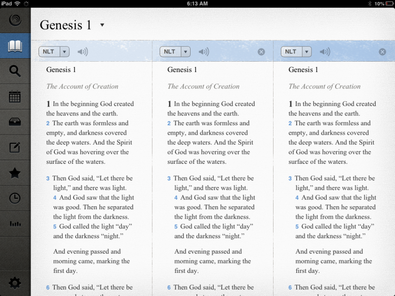 Bible Gateway Ipad App