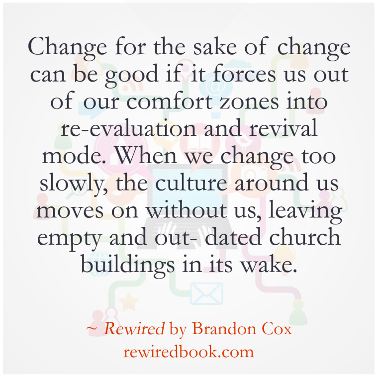 Change for the Sake of Change