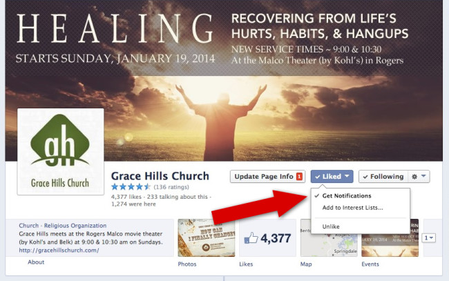 Facebook Is Making Online Outreach a LOT Harder: 6 Ways Churches Can Still Use It Well