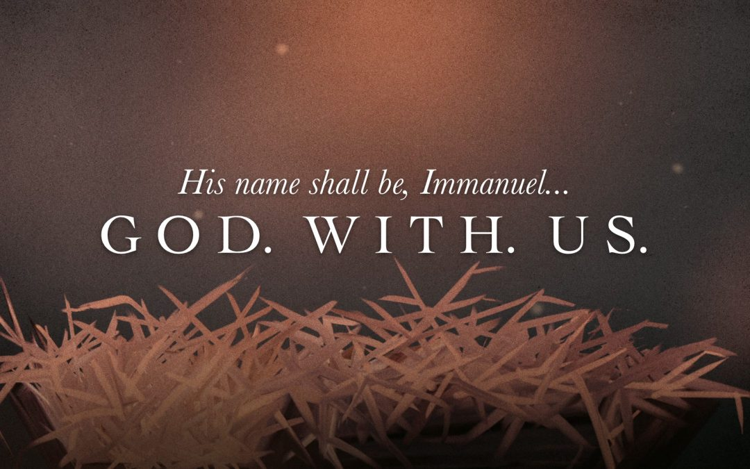 Free Christmas Sermon Series Download: God With Us