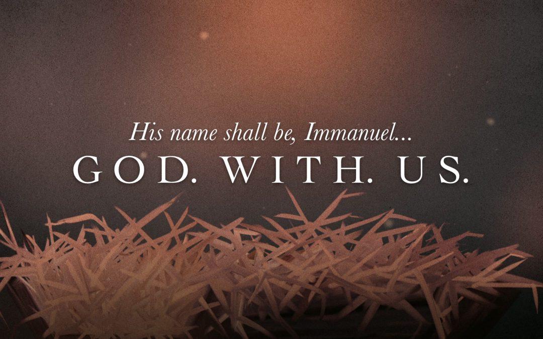 Free Christmas Sermon Series Download: God With Us