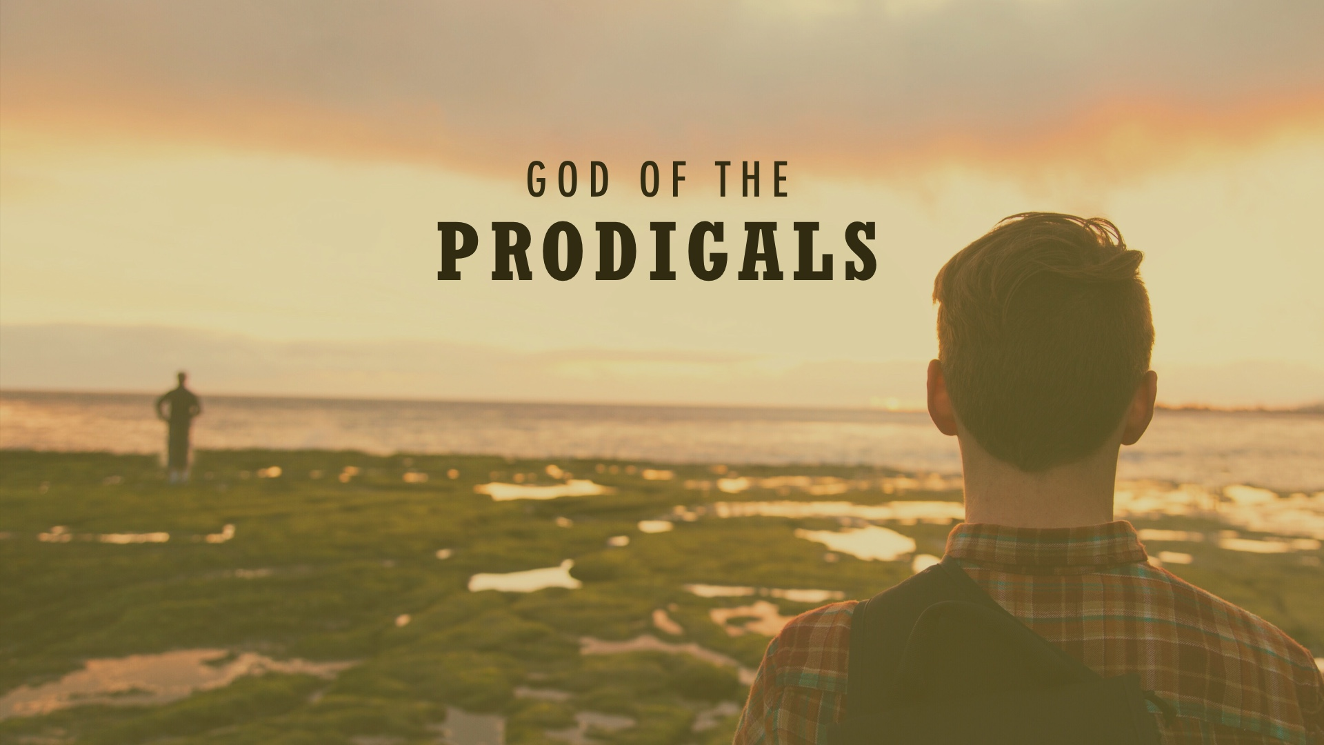 God of the Prodigals Title
