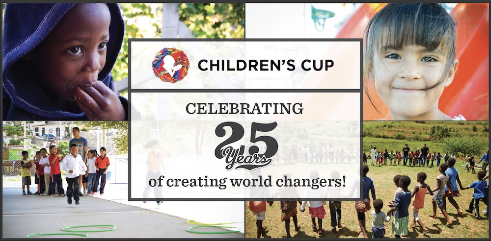 Dear Children's Cup, Happy 25th Birthday!