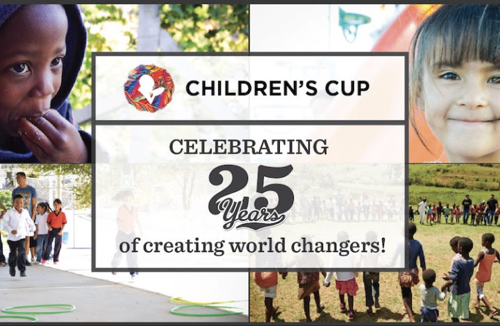 Happy Birthday Childrens Cup