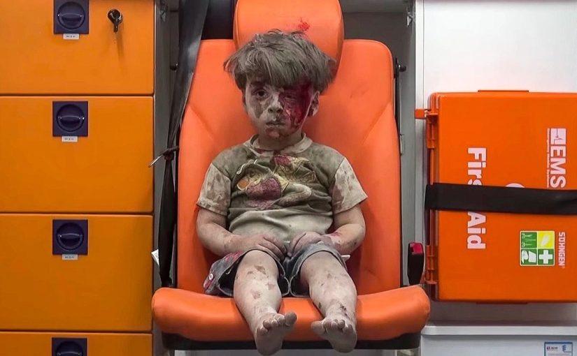 From Aleppo to Arkansas, Little Boys are Precious