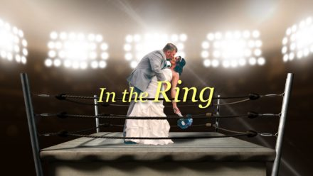 In the Ring, Never Give Up