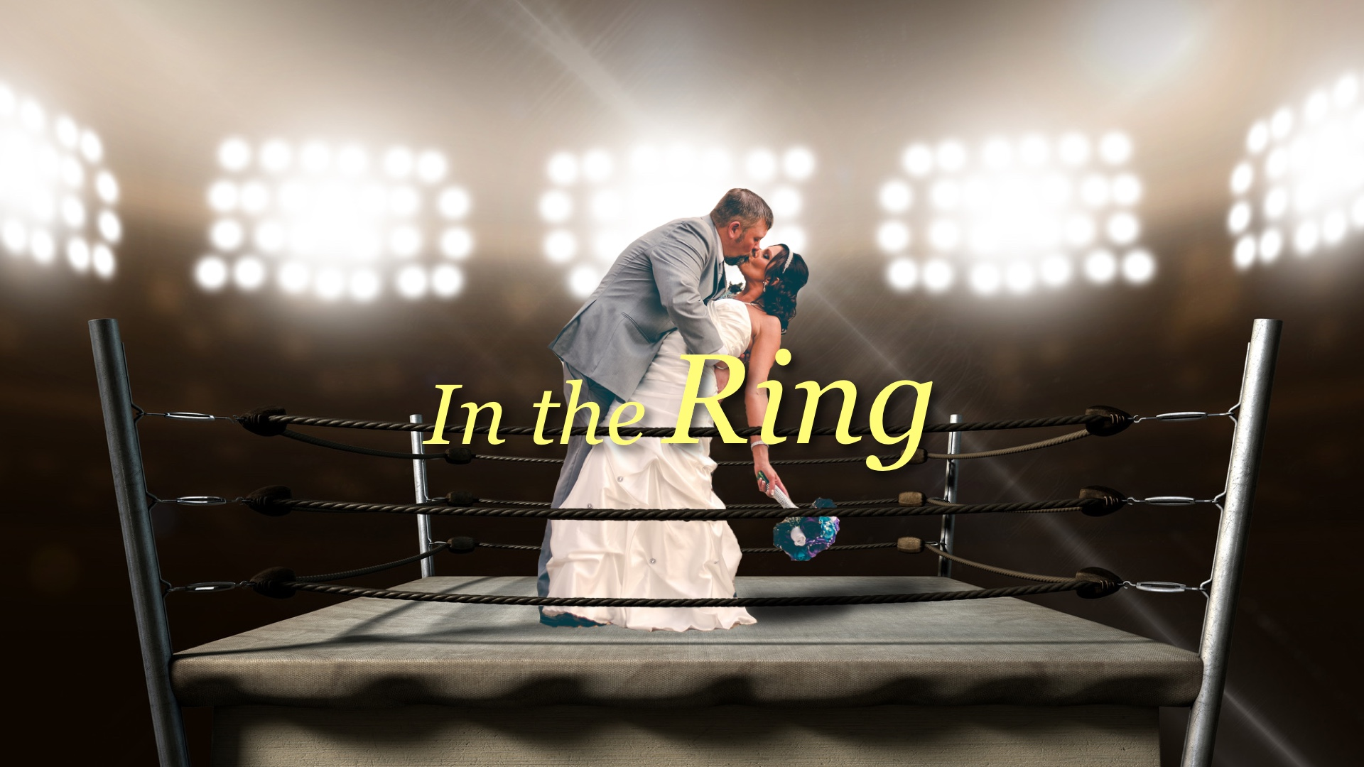 Getting In the Ring – Three Big Truths About Marriage