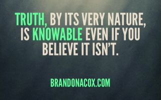 Knowable Truth