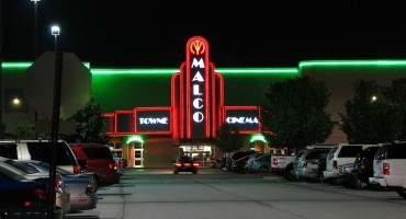 Malco Theater in Rogers