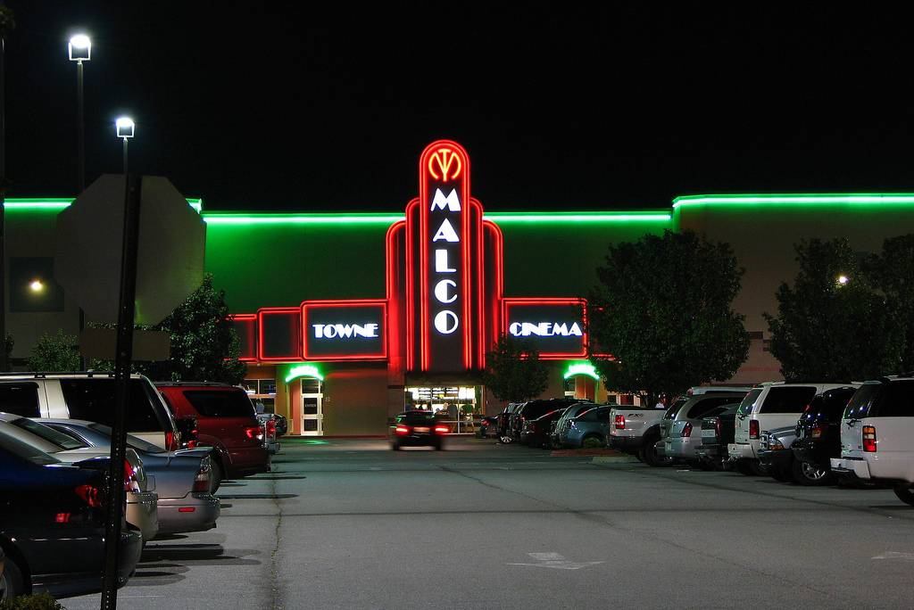The Pro's and Con's of Planting a Church In a Movie Theater