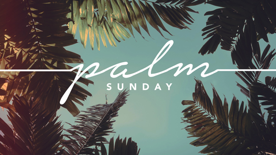 Palm Sunday Graphic