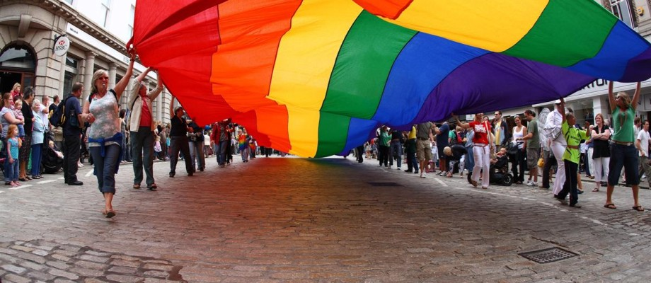 Rainbows, Flags, and the Immeasurable Love and Grace of God. Yes, #LoveWins