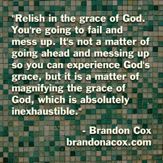 Relish In Grace