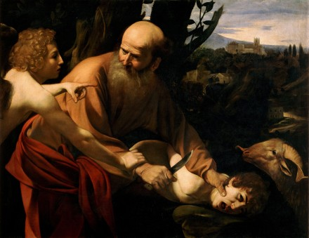 That Time God Told a Man to Kill His Only Son