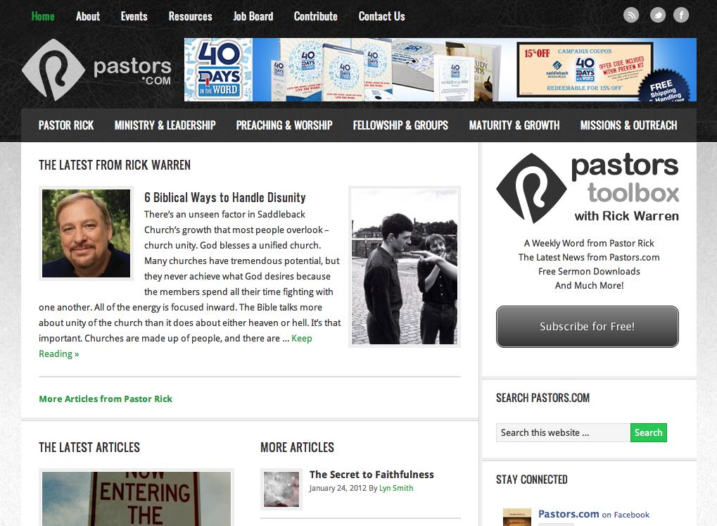 Pastors.com