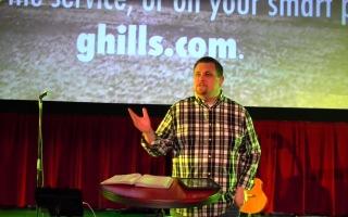 Preaching and Teaching at Grace Hills Church