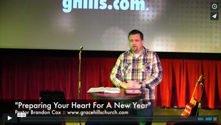 Preparing Your Heart for a Whole New Year [Video]