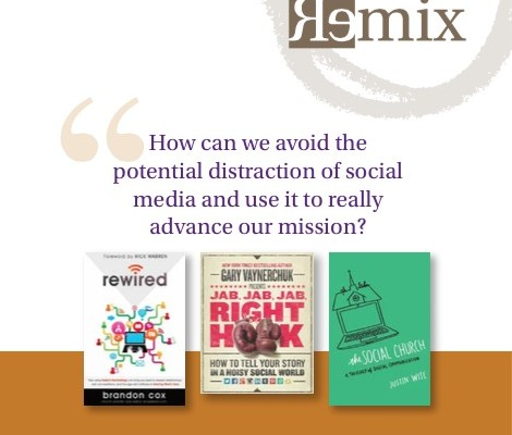 Digest More Leadership Books with The Vision Room's SUMS reMix
