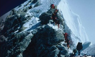 The Summit: Faith Beyond Everest&#039;s Death Zone