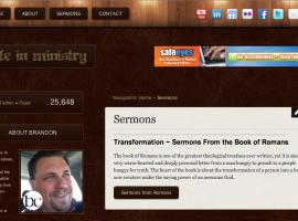 Sermon Series on the Book of Romans