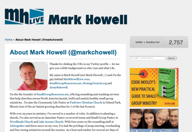 Mark Howell