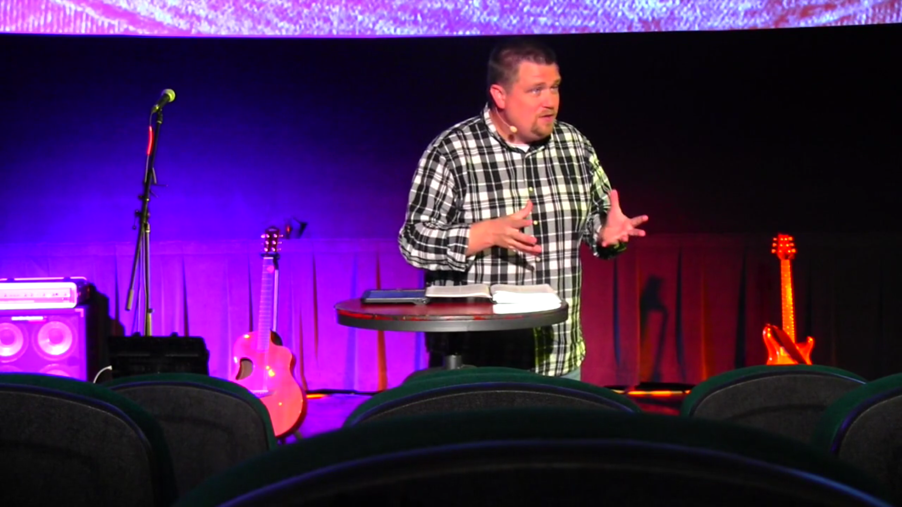 Sermon Video: Saved People Serve People