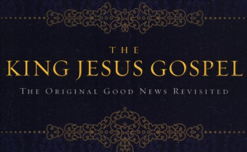 """The """"Gospel"""" Is More Than You've Probably Ever Imagined"""
