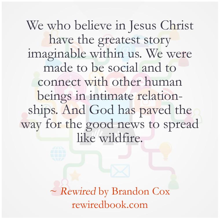 Socially Viral Gospel