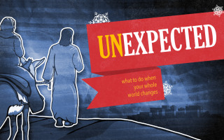 UnExcpected Christmas Sermon Series