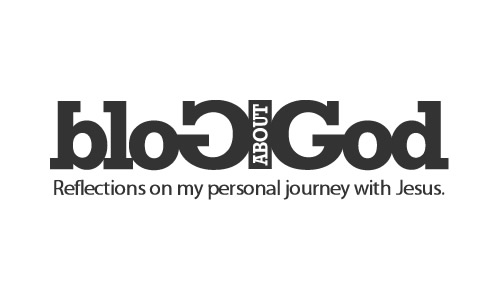Blog About God Logo