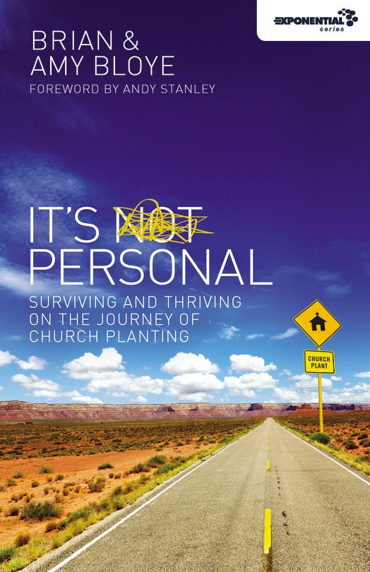 It's Personal by Brian and Amy Bloye