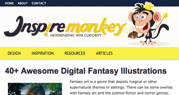 Amazing Examples of Animal Website Mascots