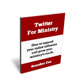 Twitter for Ministry