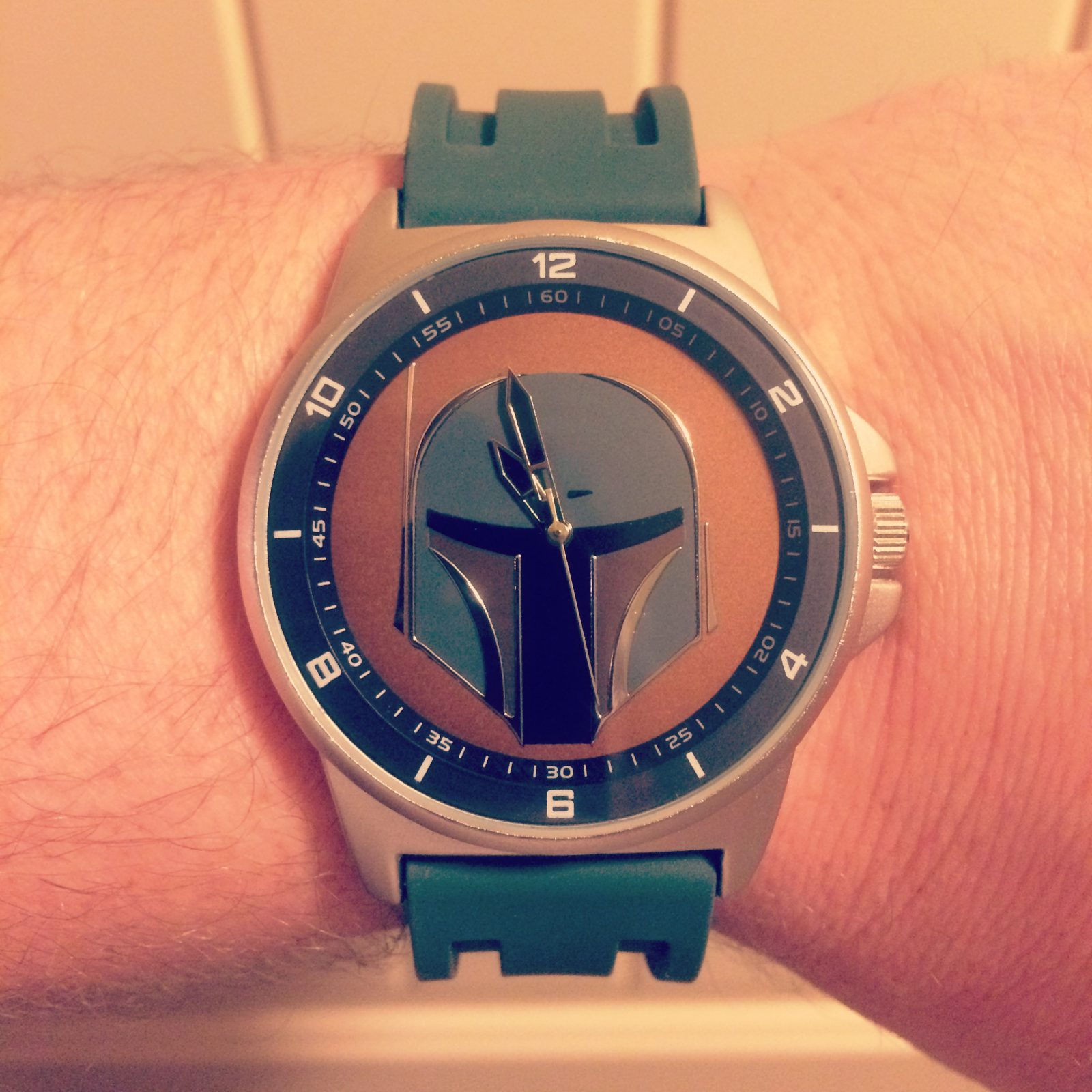 Boba Fett Keeps Me On Track