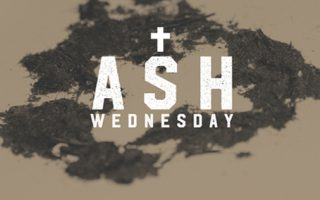 Ash Wednesday Graphic