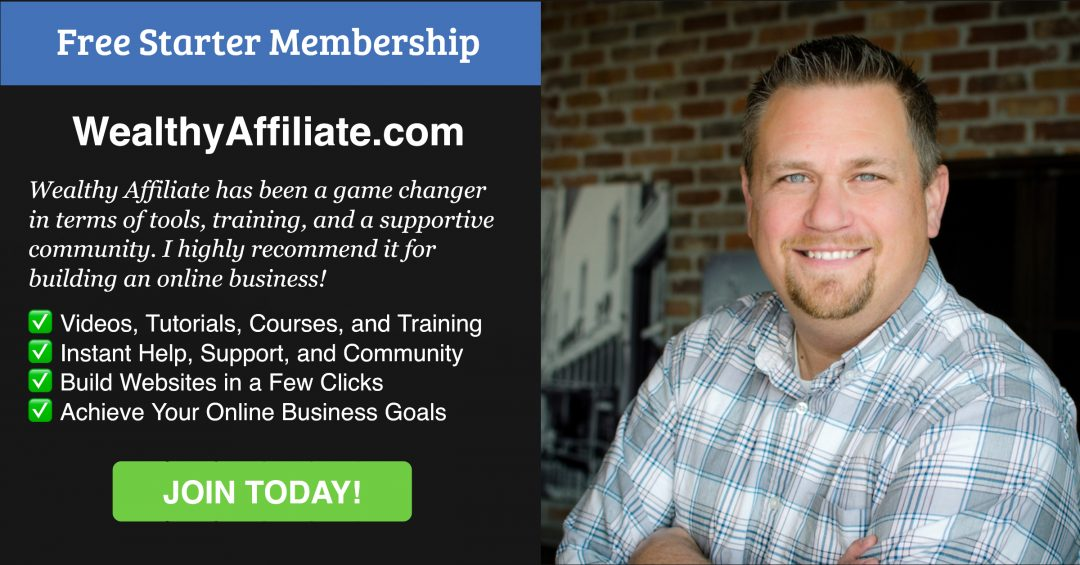 Brandon Cox - I Recommend Wealthy Affiliate