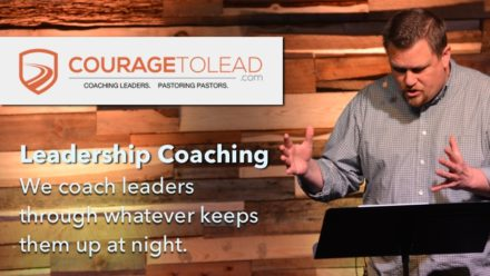 Leadership and Ministry Coaching