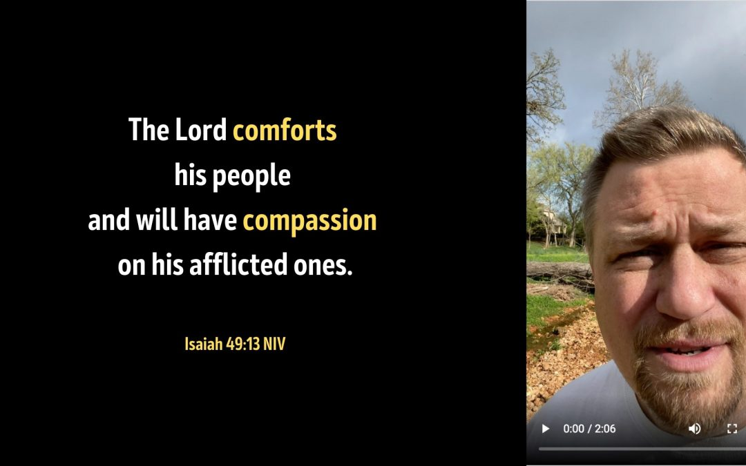 Video: God Comforts His People