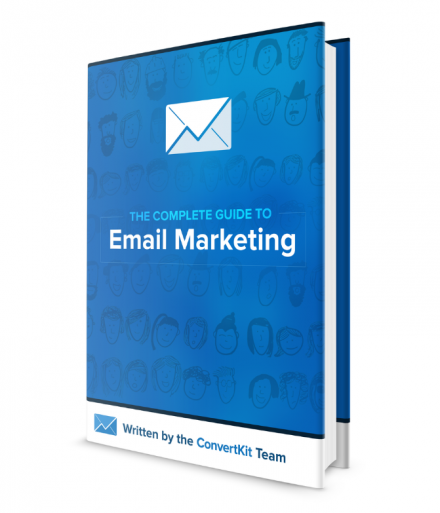 Free ConvertKit Email Marketing Ebook