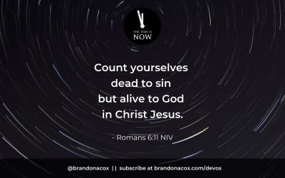 What It Means to be Dead to Sin
