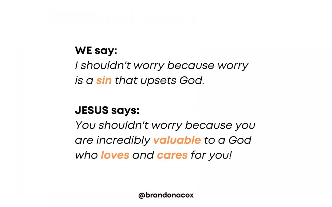 Don't Worry You Are Valuable