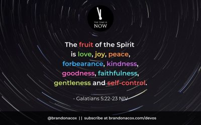 The Spirit-Filled Life Is a Fruitful Life